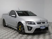 2008 Holden Special Vehicles Maloo E Series MY08 Upgrade R8 Silver 6 Speed Automatic Utility Atwell Cockburn Area Preview