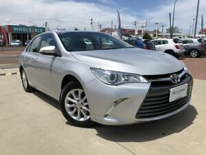 2017 Toyota Camry ASV50R MY16 Altise Silver 6 Speed Automatic Sedan Victoria Park Victoria Park Area Preview