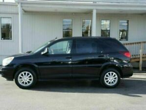 Buick Rendezvous (2007 BLACK) AS IS