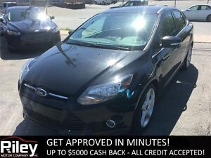 2014 Ford Focus Titanium STARTING AT $107.41 BI-WEEKLY