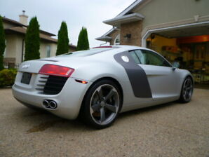 Selling fully wrapped 2009 Audi R8