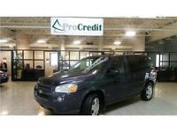 2009 Chevrolet Uplander. Now located at 10110 82 Ave!