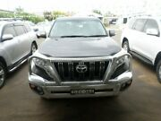 2015 Toyota Landcruiser Prado GDJ150R GXL Graphite 6 Speed Sports Automatic Wagon Young Young Area Preview