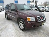 2006 GMC ENVOY 4X4 POWER SUNROOF, $6,950 HAS SAFETY AND WARRANTY