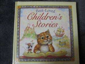 children's stories hard cover anthology picture book