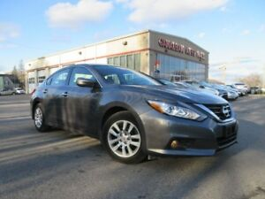 2017 Nissan Altima 2.5 S, HTD. SEATS, BT, CAMERA, 36K!