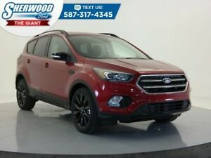 2018 Ford Escape Titanium 4WD  - SYNC Connect, Tow Package