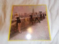Vinyl LP Auto American – Blondie Chrysalis CDL 1290 Stereo 1980