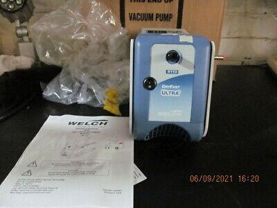 Welch Dry Vacuum Pump Model 8113b-01 New Unused