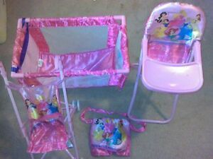 Disney Princess Baby Set