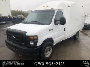 2009 Ford E-350 Cargo Van High Roof 5.4L Gas engine Unicell body