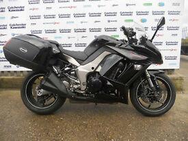 Kawasaki Z1000SX TOURER ABS 2011
