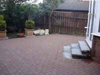 Pressure washing services.. homes, driveways and patios
