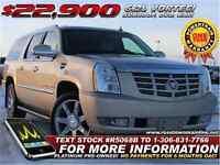 2007 Cadillac Escalade ESV DVD | Sunroof | Nav