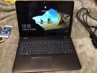 """hp envy x360 15"""" 2 in 1 laptop"""