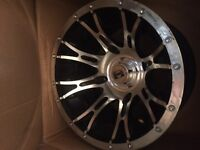 "CAN AM 12"" Wheels Aftermarket DWT Racing"