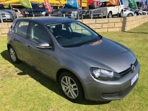 2013 Volkswagen Golf VI MY13.5 103TDI DSG Comfortline Grey 6 Speed Sports Automatic Dual Clutch Wangara Wanneroo Area Preview