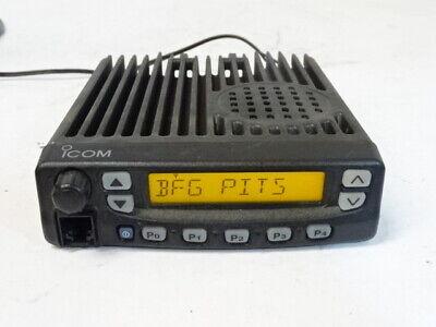 Icom Ic-f521 Land Mobile Vhf Transceiver