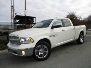 2018 RAM 1500 Laramie HEMI (RAM BOX, 6FT 4IN BOX, HEATED/COOLED