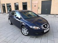 Seat Leon 1.9 TDI Stylance 5dr,2006, Hatchback,ONE OWNER,2 KEYS,HPI CLEAR,3 MONTHS WARRANTY