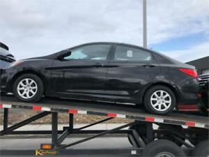 2014 Hyundai Accent L-5 VITESSES