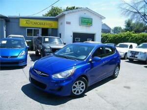 2013 Hyundai Accent GL. AUTOMATIQUE .