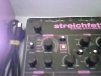 synthesizer Streichfett string synthesizer for sale still boxed excellent condition.
