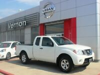 2013 Nissan Frontier SV 4x4 King Cab