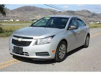 2011 Chevrolet Cruze LS! BACK TO SCHOOL BLOWOUT $9845!!