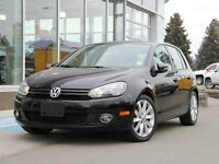 2011 Volkswagen Golf TDi | Navigation | Heated Seats | Automatic