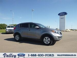 GREAT VALUE & SUPER CLEAN! 2012 Kia Sportage LX ALL WHEEL DRIVE