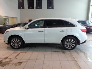 2015 Acura MDX Navigation Package - Heated Leather Seats, Sunroo