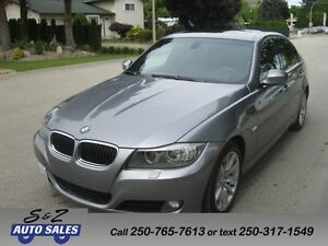 2009 BMW 328i Xdrive 6 speed manual! 3 YEAR WARRANTY INC!