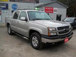 2006 Chevrolet Avalanche LT|4x4|LEATHER|SUNROOF|MUST SEE
