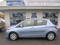 2012 Toyota Yaris LE, only 40415 km