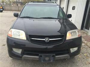 2002 Acura MDX ONLY $4999!! with 1 yr warranty!!