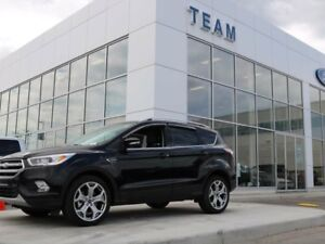 2017 Ford Escape TITANIUM, 301A, SYNC3, NAV, HEATED FRONT SEATS,