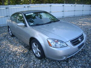 NISSAN ALTIMA (2002/2006 FOR PARTS PARTS ONLY)