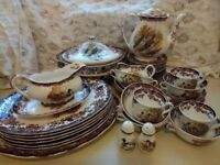 Palissy Dinner Service - Royal Worcester Game Series - VGC - £45 ONO