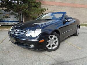 2004 Mercedes-Benz CLK-Class 3.2L, LOADED, CONVERTIBLE