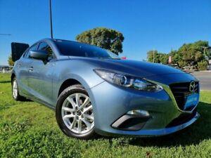 2015 Mazda 3 BM5478 Neo SKYACTIV-Drive Blue Reflex 6 Speed Sports Automatic Hatchback West Hindmarsh Charles Sturt Area Preview