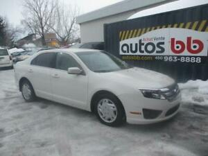 2011 Ford Fusion ( 4 CYLINDRES - LIQUIDATION )
