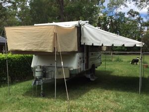 2004 OUTBACK JAYCO FLAMINGO CAMPER Forestdale Logan Area Preview