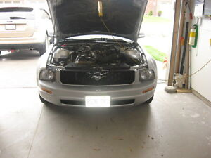 2005 FORD MUSTANG -  SELL OR TRADE FOR FORD RANGER