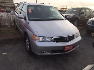 2003 Honda Odyssey EX L LOW KLMS
