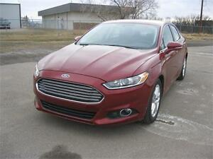 2015 Ford Fusion SE LEATHER,AUTO, ALLOYS
