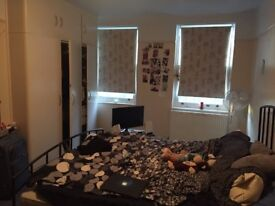 Large double room available from 14 January 2018