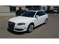 2008 Audi A4 2.0T Quattro S Line//Sunroof//6 Speed//Certified//