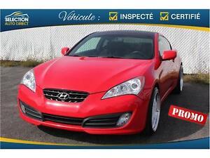 2011 Hyundai Coupé Genesis