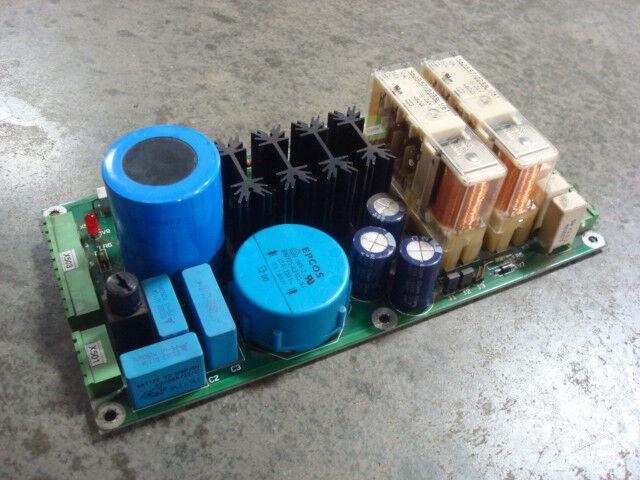 USED TRW Nelson LP NT-3 Stud Welder Power Relay Board 66-06-04a